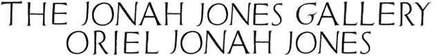 The Jonah Jones Gallery