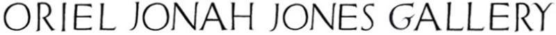 Oriel Jonah Jones Gallery