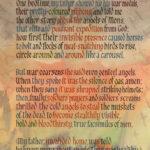 Watercolour Inscriptions